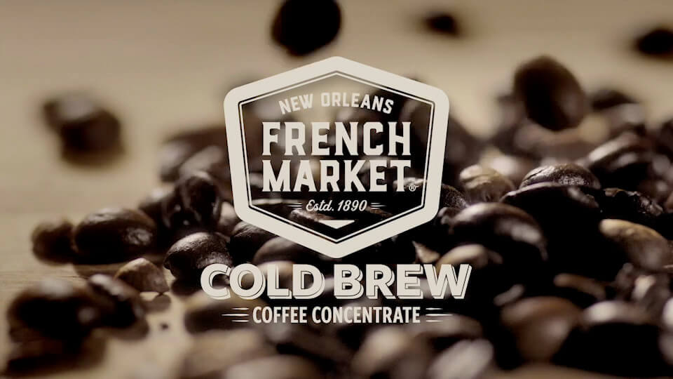 French Market Cold Brew